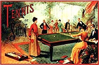 Tennis de Salon 1902 год