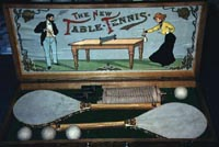 The New Table-Tennis