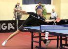 18-21 октября 2007 года, Санкт-Петербург. ITTF pro tour EUROSIB Открытый чемпионат России по настольному теннису. №22 Maze Michael, Дания.