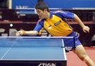 18-21 октября 2007 года, Санкт-Петербург. ITTF pro tour EUROSIB Открытый чемпионат России по настольному теннису. №11 Gao Ning, Сингапур.